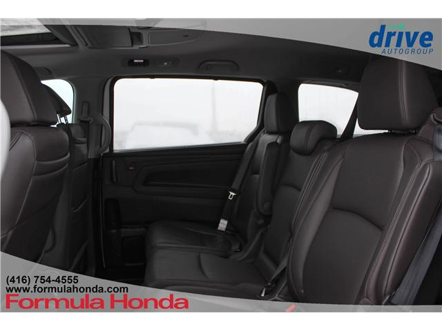 2018 Honda Odyssey Touring (Stk: B10902) in Scarborough - Image 24 of 32