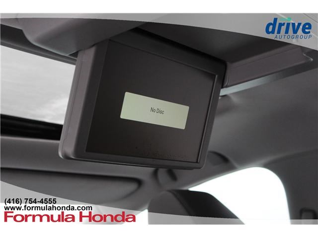 2018 Honda Odyssey Touring (Stk: B10902) in Scarborough - Image 25 of 32