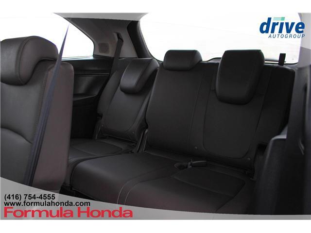 2018 Honda Odyssey Touring (Stk: B10902) in Scarborough - Image 26 of 32