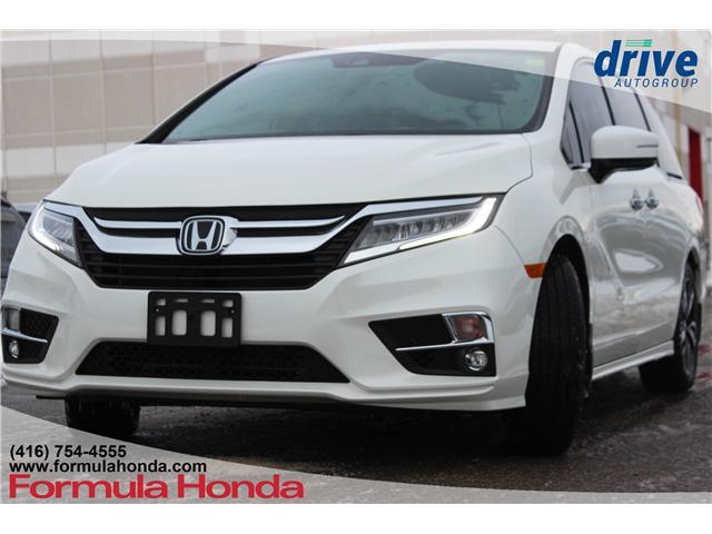 2018 Honda Odyssey Touring (Stk: B10902) in Scarborough - Image 4 of 32