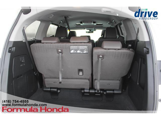 2018 Honda Odyssey Touring (Stk: B10902) in Scarborough - Image 31 of 32