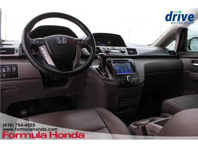 2016 Honda Odyssey Touring (Stk: B10913) in Scarborough - Image 2 of 27