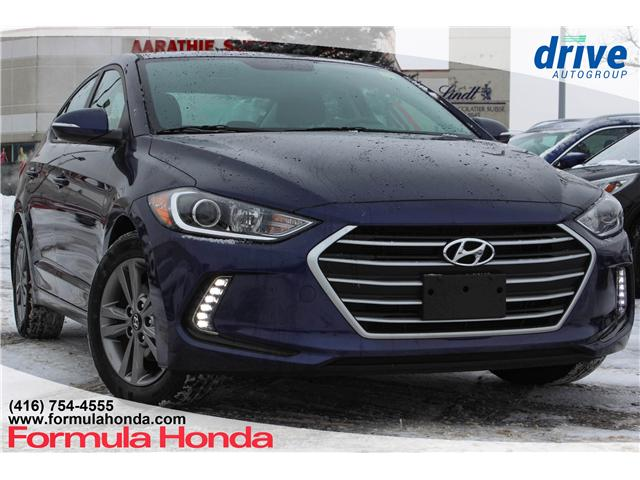 2018 Hyundai Elantra GL SE (Stk: B10908R) in Scarborough - Image 1 of 21