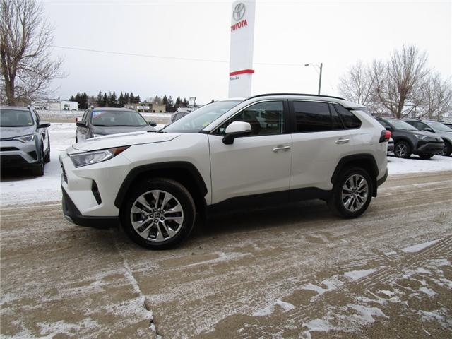 2019 Toyota RAV4 Limited (Stk: 199056) in Moose Jaw - Image 2 of 35