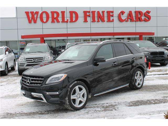 2015 Mercedes-Benz M-Class  (Stk: 16650) in Toronto - Image 1 of 26