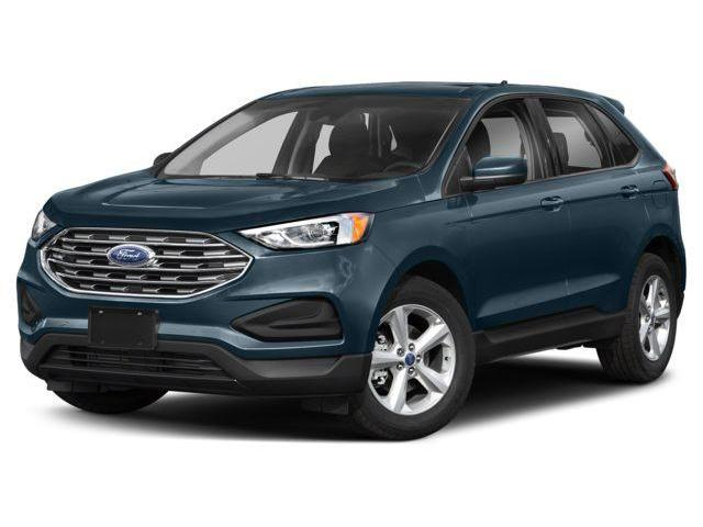 2019 Ford Edge SEL (Stk: K-766) in Calgary - Image 1 of 9