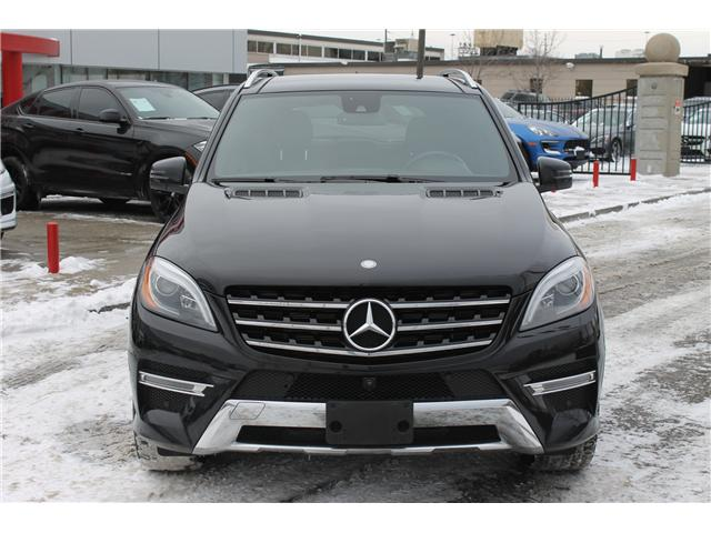 2015 Mercedes-Benz M-Class  (Stk: 16650) in Toronto - Image 2 of 26