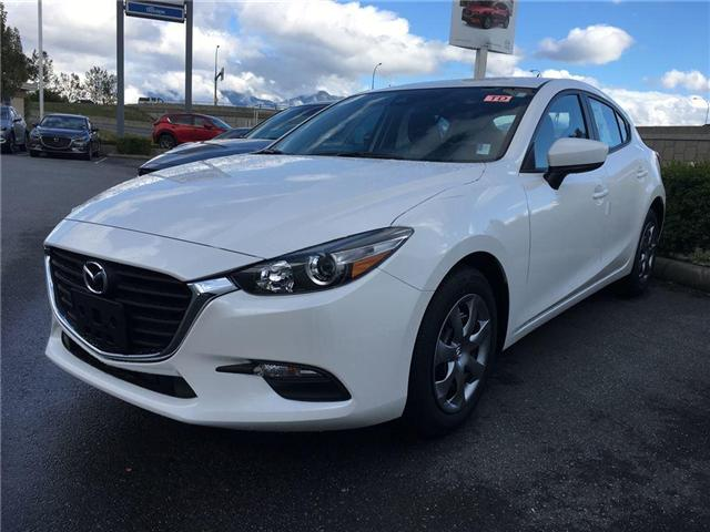 2018 Mazda Mazda3 GX (Stk: 8M029) in Chilliwack - Image 1 of 5