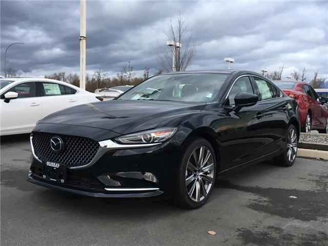 2018 Mazda MAZDA6 Signature (Stk: 8M272) in Chilliwack - Image 1 of 5