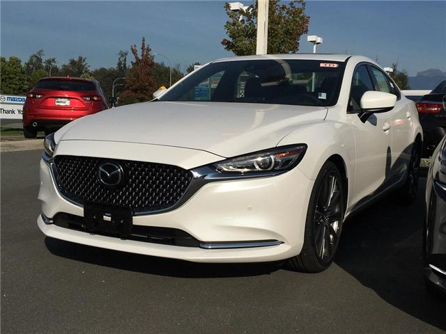 2018 Mazda MAZDA6 Signature (Stk: 8M288) in Chilliwack - Image 1 of 5