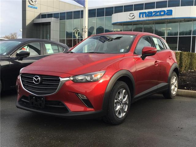 2019 Mazda CX-3 GS (Stk: 9M046) in Chilliwack - Image 1 of 5
