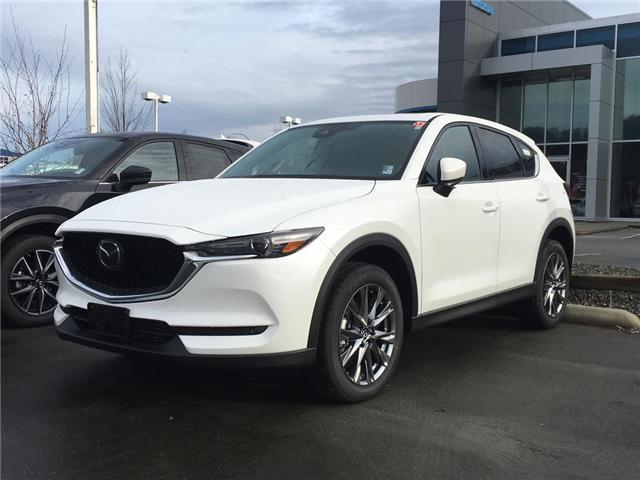 2019 Mazda CX-5 Signature (Stk: 9M050) in Chilliwack - Image 1 of 5