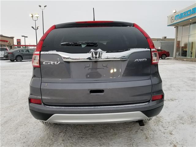 2016 Honda CR-V EX (Stk: M18190A) in Saskatoon - Image 3 of 25