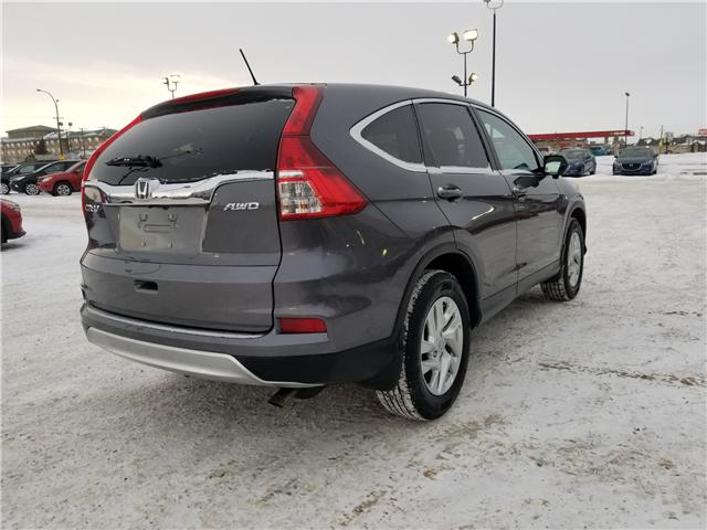 2016 Honda CR-V EX (Stk: M18190A) in Saskatoon - Image 4 of 25