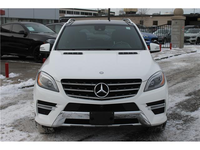 2015 Mercedes-Benz M-Class  (Stk: 16649) in Toronto - Image 2 of 25