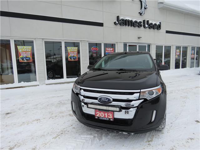 2013 Ford Edge SEL (Stk: P02570) in Timmins - Image 1 of 8