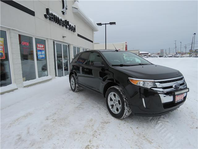 2013 Ford Edge SEL (Stk: P02570) in Timmins - Image 2 of 8