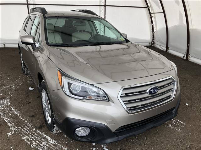 2015 Subaru Outback 2.5i (Stk: 15611AZO) in Thunder Bay - Image 1 of 16