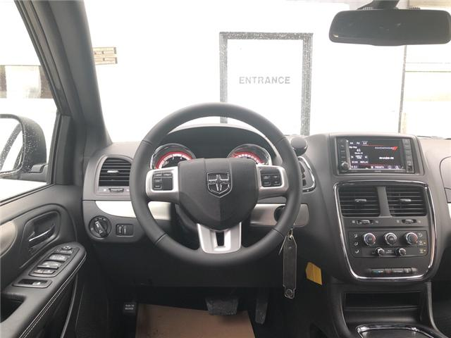 2019 Dodge Grand Caravan CVP/SXT (Stk: 14389) in Fort Macleod - Image 12 of 18
