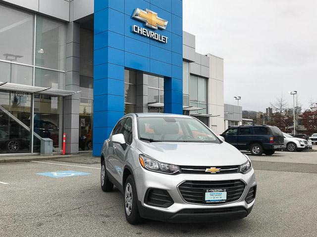 2018 Chevrolet Trax LS (Stk: 971870) in North Vancouver - Image 2 of 26