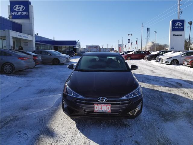 2019 Hyundai Elantra Preferred (Stk: 28064) in Scarborough - Image 2 of 12