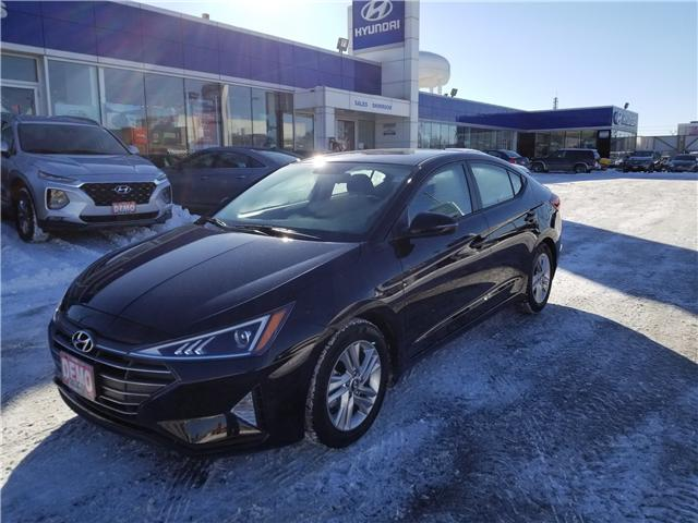 2019 Hyundai Elantra Preferred (Stk: 28064) in Scarborough - Image 3 of 12