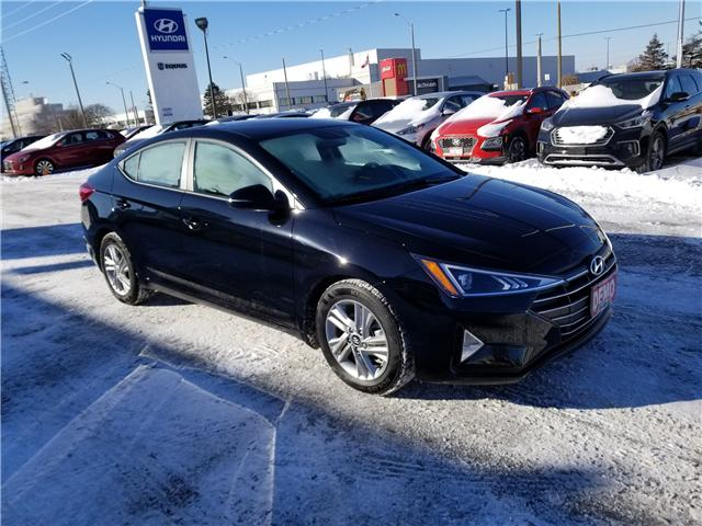 2019 Hyundai Elantra Preferred (Stk: 28064) in Scarborough - Image 8 of 12