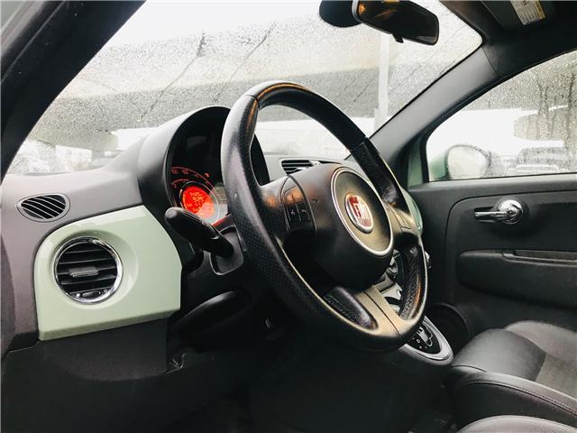 2014 Fiat 500 Sport (Stk: LF008750BA) in Surrey - Image 13 of 29