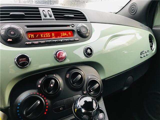 2014 Fiat 500 Sport (Stk: LF008750BA) in Surrey - Image 18 of 29