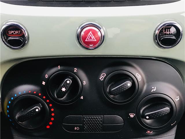 2014 Fiat 500 Sport (Stk: LF008750BA) in Surrey - Image 21 of 29