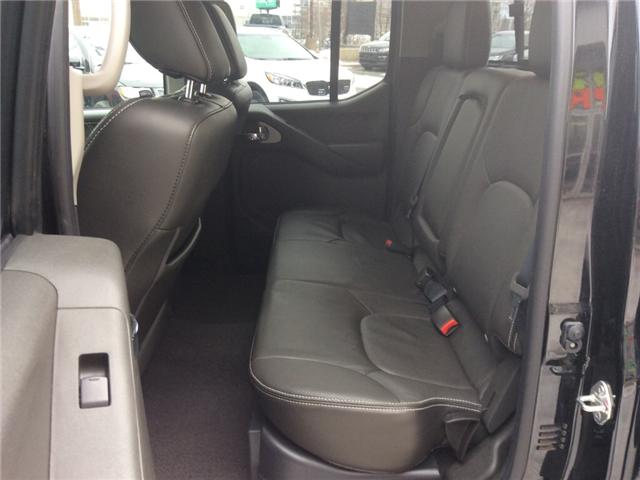 2018 Nissan Frontier PRO-4X (Stk: 16412) in Dartmouth - Image 20 of 22