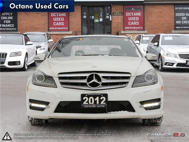 2012 Mercedes-Benz C-Class Base (Stk: ) in Scarborough - Image 2 of 26