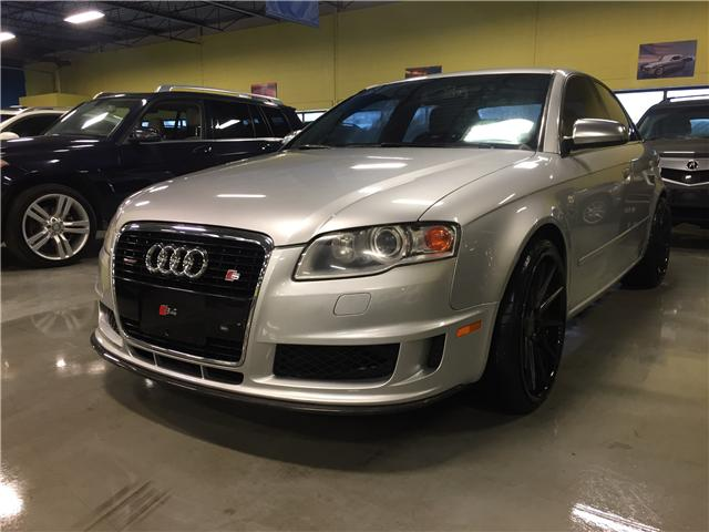 2007 Audi S4 4.2 (Stk: C5522ax) in North York - Image 1 of 10