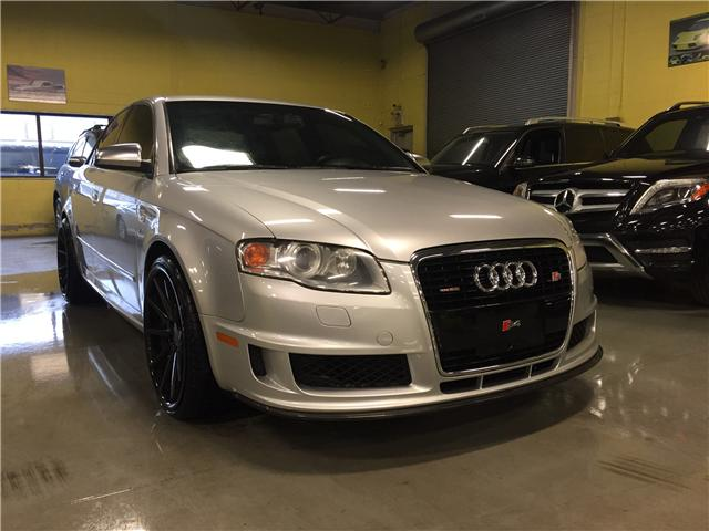 2007 Audi S4 4.2 (Stk: C5522ax) in North York - Image 2 of 10