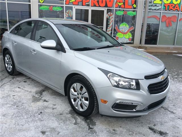2015 Chevrolet Cruze 1LT (Stk: 16410) in Dartmouth - Image 2 of 21