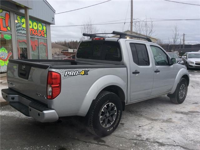 2018 Nissan Frontier PRO-4X (Stk: 16411) in Dartmouth - Image 4 of 23