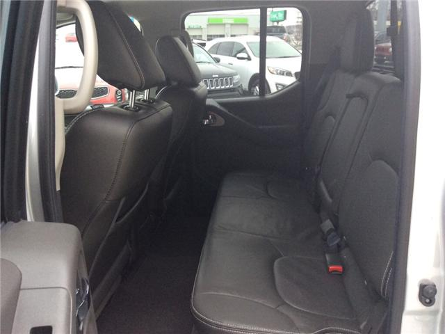 2018 Nissan Frontier PRO-4X (Stk: 16411) in Dartmouth - Image 19 of 23