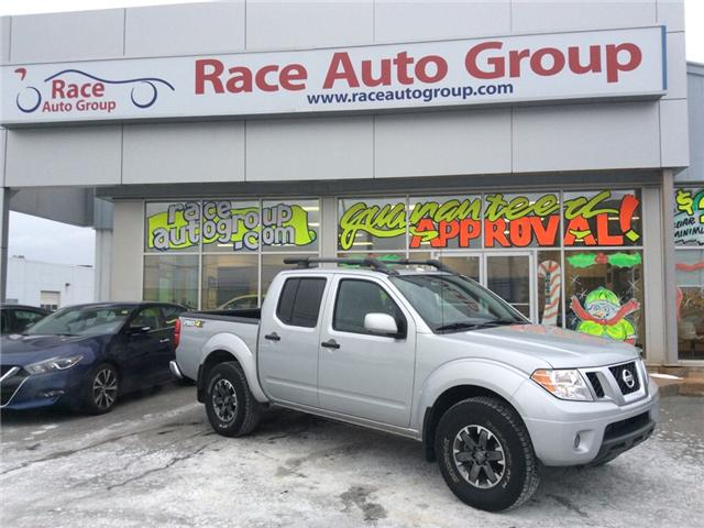 2018 Nissan Frontier PRO-4X (Stk: 16411) in Dartmouth - Image 1 of 23