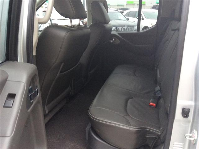2018 Nissan Frontier PRO-4X (Stk: 16411) in Dartmouth - Image 21 of 23