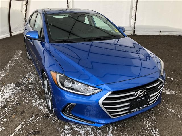 2017 Hyundai Elantra GLS (Stk: 15791A) in Thunder Bay - Image 1 of 18
