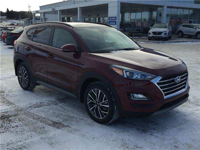 2019 Hyundai Tucson Luxury (Stk: 39119) in Saskatoon - Image 1 of 21