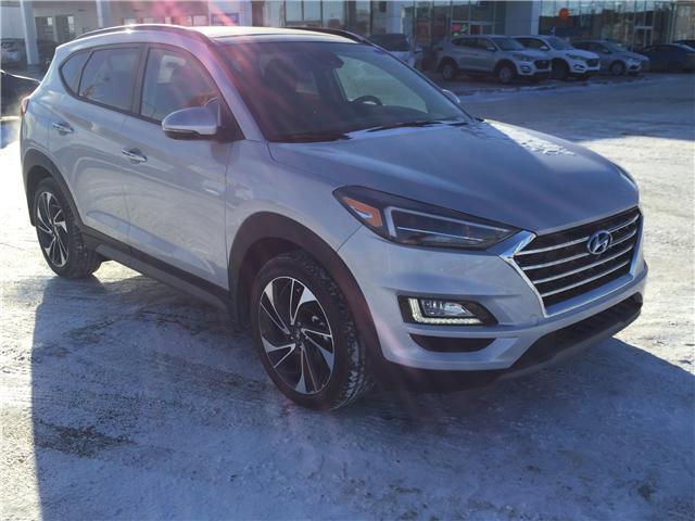 2019 Hyundai Tucson Preferred w/Trend Package (Stk: 39115) in Saskatoon - Image 1 of 17