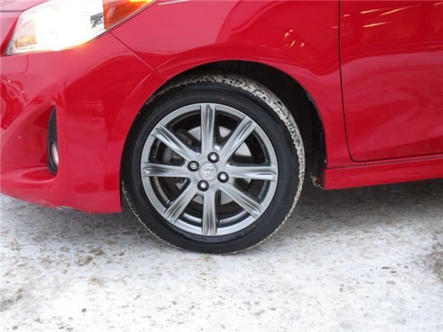 2012 Toyota Yaris SE (Stk: 1990541 ) in Moose Jaw - Image 9 of 22