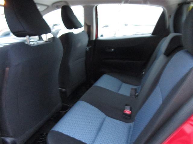 2012 Toyota Yaris SE (Stk: 1990541 ) in Moose Jaw - Image 21 of 22