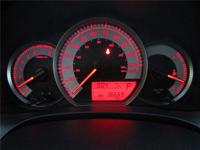 2012 Toyota Yaris SE (Stk: 1990541 ) in Moose Jaw - Image 16 of 22