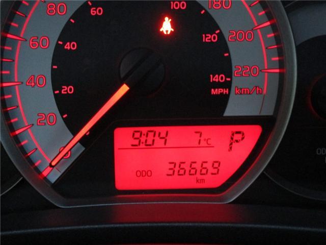 2012 Toyota Yaris SE (Stk: 1990541 ) in Moose Jaw - Image 17 of 22