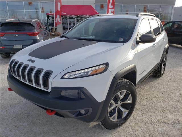 2017 Jeep Cherokee Trailhawk (Stk: 39131A) in Saskatoon - Image 1 of 25