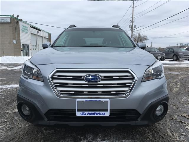 2016 Subaru Outback 3.6R Touring Package (Stk: 16-05545) in Georgetown - Image 2 of 29