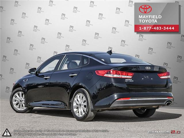 2017 Kia Optima LX+ (Stk: 184109) in Edmonton - Image 4 of 20
