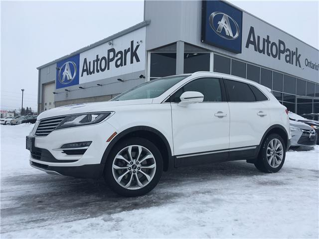 2016 Lincoln MKC Select (Stk: 16-04852MB) in Barrie - Image 1 of 30
